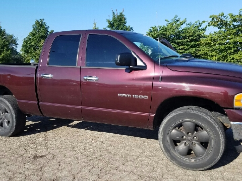 2005 Dodge Ram Pickup 1500 for sale in Miamisburg, OH