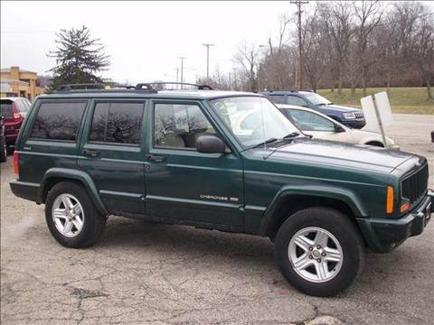 2001 jeep cherokee for sale in miamisburg oh. Cars Review. Best American Auto & Cars Review