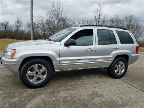 Amazing 2003 Jeep Grand Cherokee For Sale In Miamisburg, OH