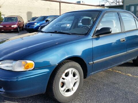 2002 Chevrolet Prizm for sale in Miamisburg, OH