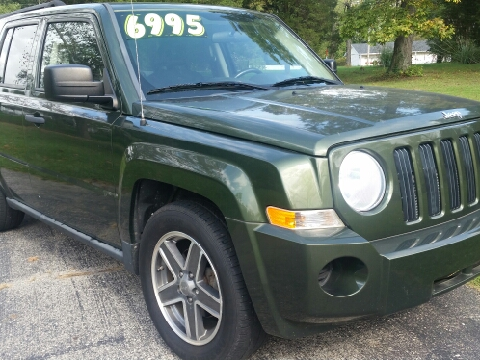 2009 Jeep Patriot for sale in Miamisburg, OH