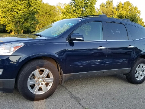 2011 Chevrolet Traverse for sale in Miamisburg, OH