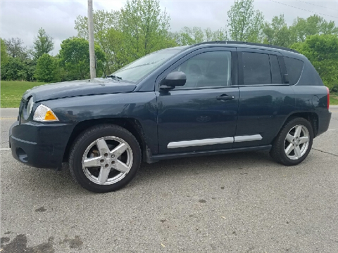 2008 Jeep Compass for sale in Miamisburg, OH