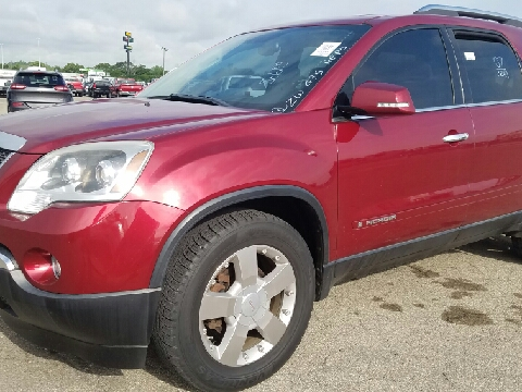 2007 GMC Acadia for sale in Miamisburg, OH