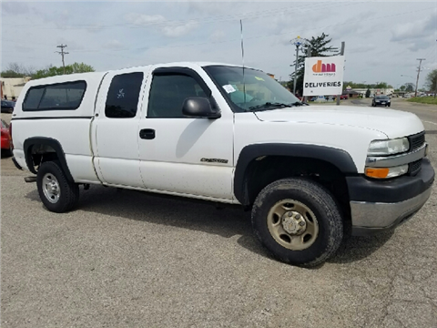 2002 Chevrolet Silverado 2500HD for sale in Miamisburg, OH