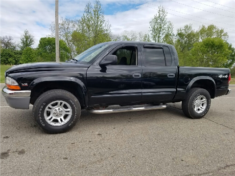 2004 dodge dakota for sale in ohio. Black Bedroom Furniture Sets. Home Design Ideas