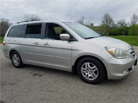 2005 Honda Odyssey for sale in Miamisburg, OH