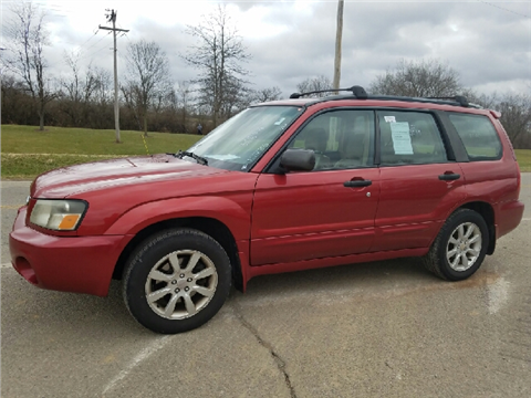 2005 Subaru Forester for sale in Miamisburg, OH