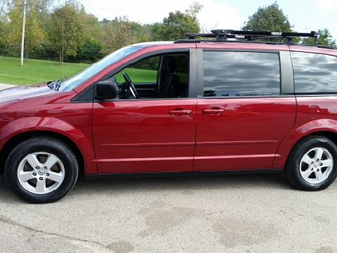 2010 Dodge Grand Caravan for sale in Miamisburg, OH