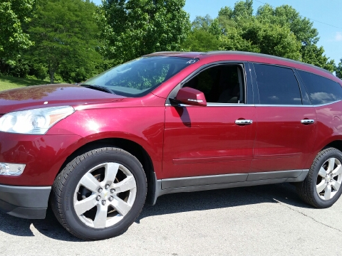 2010 Chevrolet Traverse for sale in Miamisburg, OH