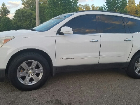 2009 Chevrolet Traverse for sale in Miamisburg, OH