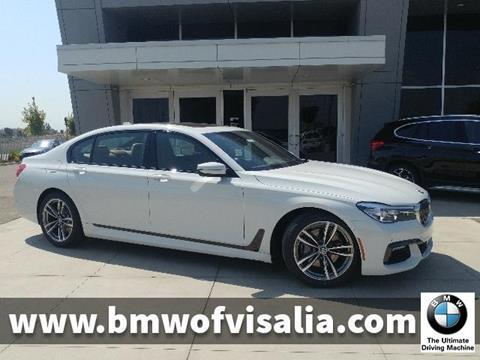 2018 BMW 7 Series for sale in Visalia, CA