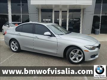 2014 BMW 3 Series for sale in Visalia, CA