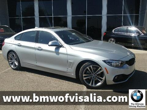 2018 BMW 4 Series for sale in Visalia, CA