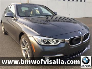 2016 BMW 3 Series for sale in Visalia, CA