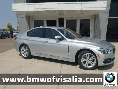 2017 BMW 3 Series for sale in Visalia, CA