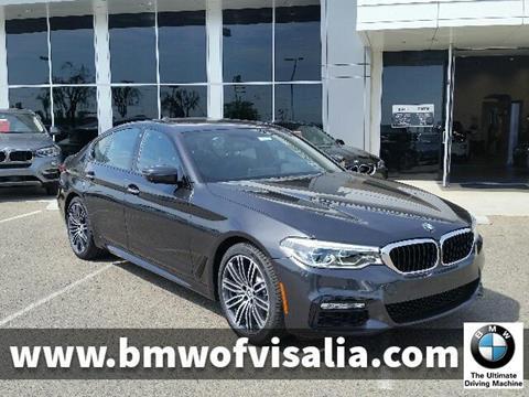 2017 BMW 5 Series for sale in Visalia, CA