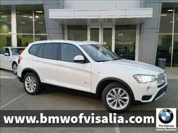 2017 BMW X3 for sale in Visalia, CA
