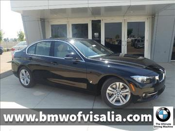 2017 BMW 3 Series for sale in Visalia, CA