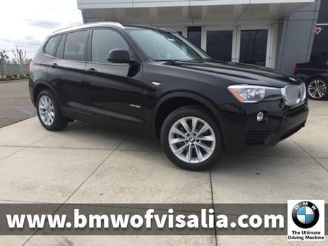 2017 BMW X3 for sale in Visalia, CA