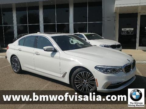 2018 BMW 5 Series for sale in Visalia, CA