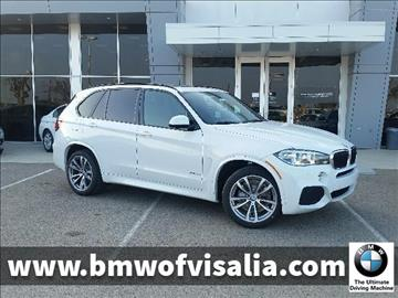 2017 BMW X5 for sale in Visalia, CA