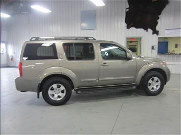 2006 Nissan Pathfinder for sale in Fond Du Lac, WI