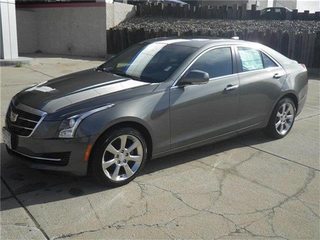 2016 cadillac ats awd 2 0t luxury collection 4dr sedan in hastings ne spady cars. Black Bedroom Furniture Sets. Home Design Ideas
