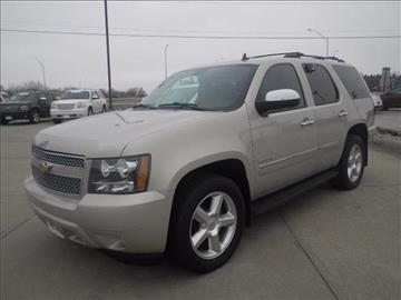 2010 Chevrolet Tahoe for sale in Hastings, NE