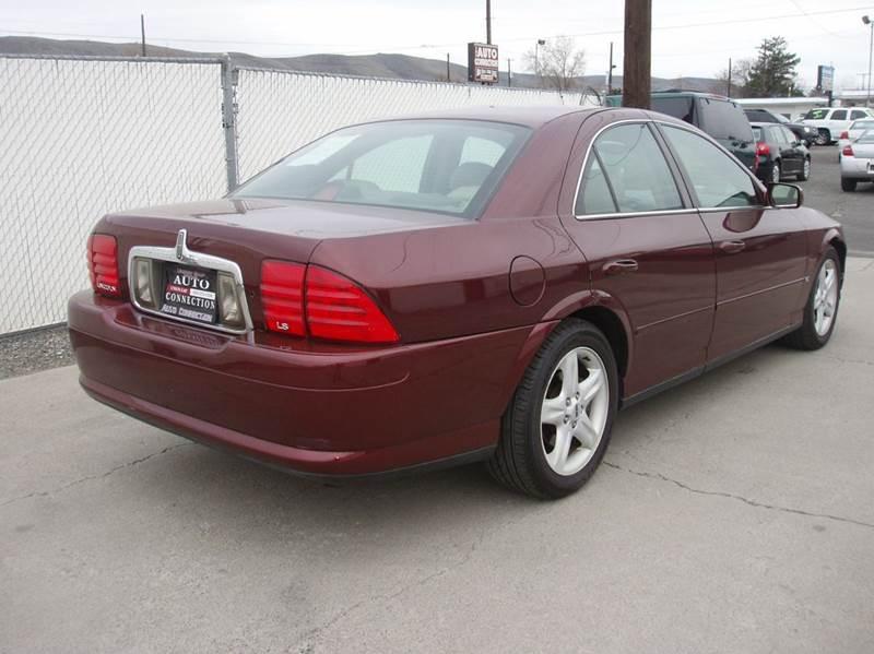 2000 Lincoln LS 4dr V6 Sedan - Union Gap WA