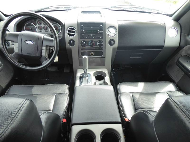 2007 Ford F-150 FX4 4dr SuperCab 4WD Styleside 6.5 ft. SB - Union Gap WA