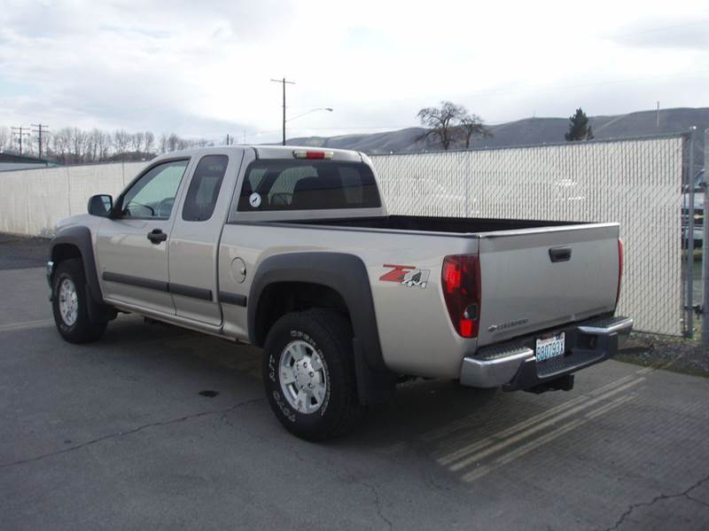 2006 Chevrolet Colorado LT 4dr Extended Cab 4WD SB - Union Gap WA