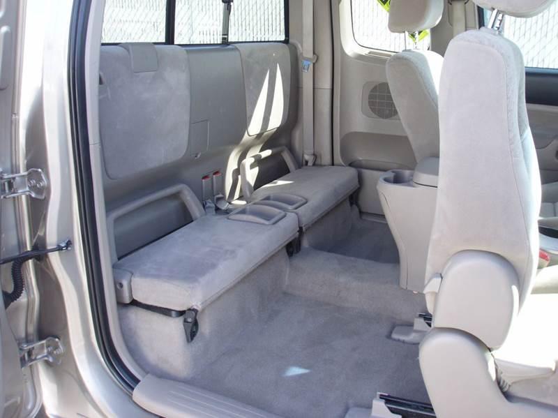 2008 Toyota Tacoma 4x4 4dr Access Cab 6.1 ft. SB 5M - Union Gap WA