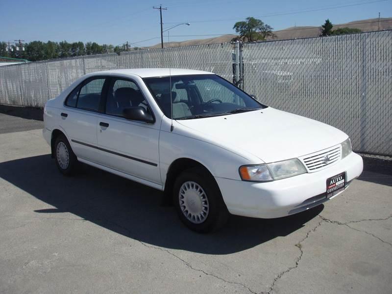 1996 Nissan Sentra GXE 4dr Sedan - Union Gap WA