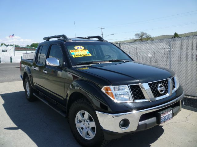 2005 nissan frontier for sale in union gap wa. Black Bedroom Furniture Sets. Home Design Ideas