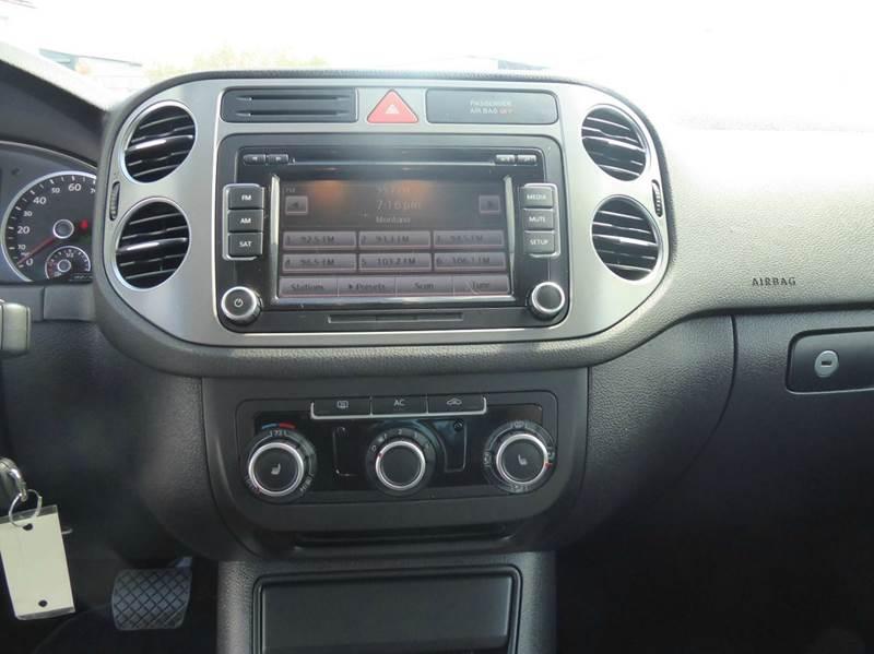 2010 Volkswagen Tiguan AWD Wolfsburg Edition 4Motion SUV 6A - Union Gap WA