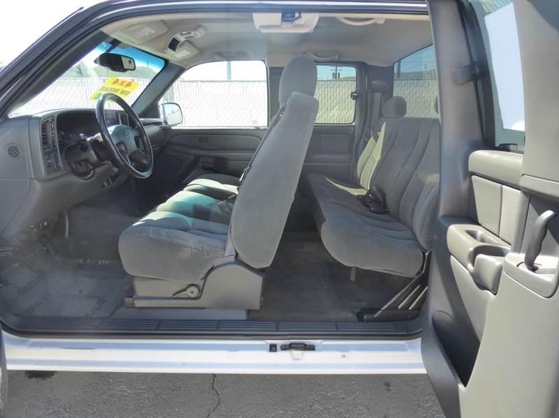 2004 Chevrolet Silverado 1500 4dr Extended Cab LS 4WD SB - Union Gap WA
