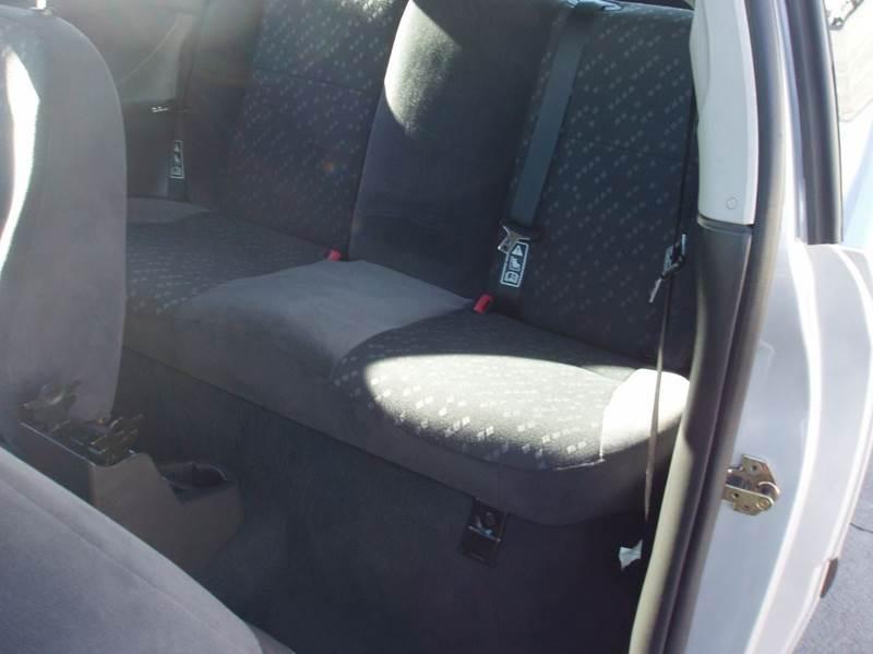2002 Ford Focus ZX3 2dr Hatchback - Union Gap WA