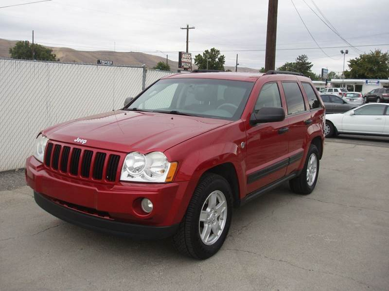 2005 Jeep Grand Cherokee 4dr Laredo 4WD SUV - Union Gap WA