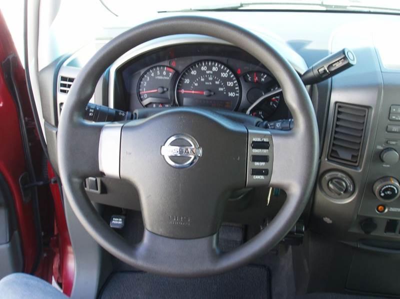 2005 Nissan Titan 4dr King Cab XE 4WD SB - Union Gap WA