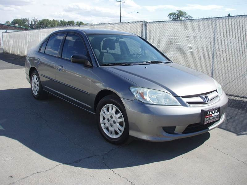 2004 Honda Civic LX 4dr Sedan - Union Gap WA