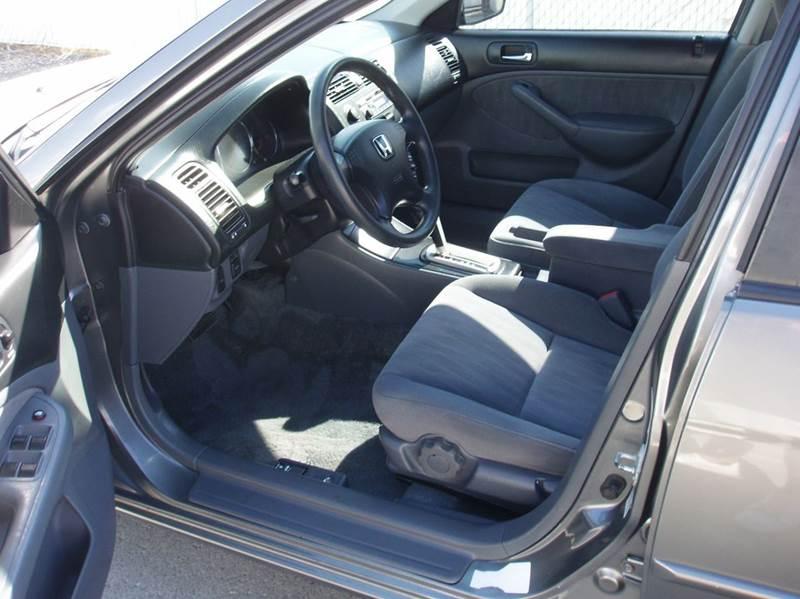 2004 Honda Civic LX 4dr Sedan - Union Gap WA