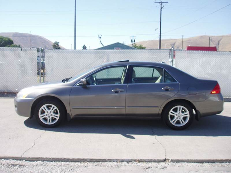2007 Honda Accord EX-L 4dr Sedan (2.4L I4 5M) - Union Gap WA