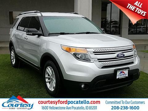 2015 Ford Explorer for sale in Pocatello, ID