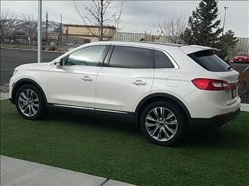 2016 Lincoln MKX for sale in Pocatello, ID