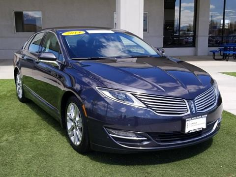 Lincoln Mkz For Sale In Idaho Carsforsale Com