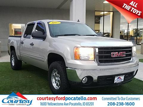 2007 GMC Sierra 1500 for sale in Pocatello, ID