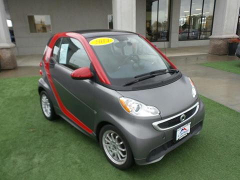 2014 Smart fortwo electric drive for sale in Pocatello, ID