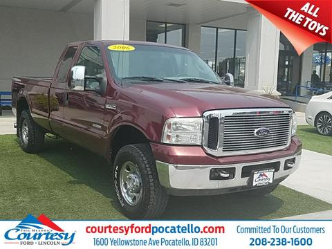 2006 Ford F-250 Super Duty for sale in Pocatello, ID