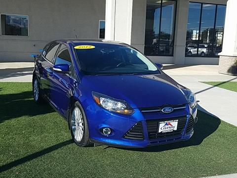 2012 Ford Focus for sale in Pocatello, ID